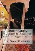 Buckboards Buggies Nand039 Biscuits By Lucy Constantine English Paperback Book Fre