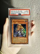 💎yugioh Freed The Matchless General Lod-016 1st Ed Psa 10 Gem Mint Pop 15 Only