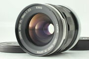 Canon Fl 35mm F2.5 Wide Angle Mf Manual Focus Lens From Japan [exc+5 +5]
