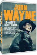 John Wayne 14-movie Collection [new Dvd] Boxed Set Dolby Dubbed Subtitled