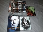 Perry Mason Dvd Series And Movie Collection Lot Nice Free Shipping