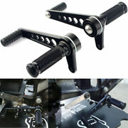 Universal Cafe Racer Rearsets Rear Sets Pegs For Suzuki Gt125 Gt250 Gt550 Gt750