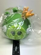 6 Angry Birds King Pig With Crown Plastic Piggy Bank New 😃
