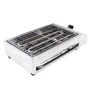 Electric Grill Stainless Steel 2800w Indoor Searing Grill Smokeless Barbecue