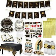 Graduation Party Decorations 2021 Party Supplies Pack Including Durable New