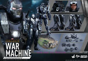 Hot Toys Andndash Mms 331d13 Andndash Iron Man 2 1/6th Scale War Machine Action Figure Stock
