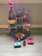 Fisher Price Little People Songs Castle Complete W Extra Princess Lot