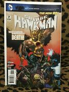 Savage Hawkman The New 52 - Dc - 14 Issues 7-20 - 2012-13 - Vf