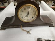 Vintage 1920andrsquos Seth Thomas 8 Shelf Oand039clock W Chime And No. 89 Movement