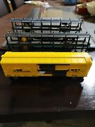 Lionel 9725 The Katy Cattle Car 9123 T.c.a. 9123 Cando Car Auto Carriers