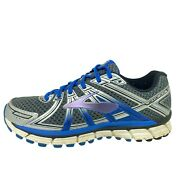Brooks Adrenaline Gts 17 Menand039s Running Shoes Blue Gray Size 8