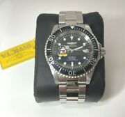 Mickey Mouse Disney Limited Edition Automatic Black Dial Men Watch