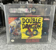 Double Dragon V 5 The Shadow Falls Trade West Brand New Factory Sealed Vga 75