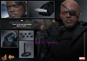 Hot Toys – Mms315 – Captain America The Winter Soldier 1/6th Scale Nick Fury
