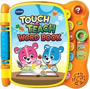 Touch Teach Word Book Frustration Free Packaging