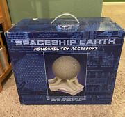 Vintage Disney World Spaceship Earth Epcot Monorail Toy Accessory