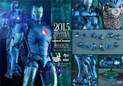 Hot Toys Mms314d12 – Iron Man 1/6th Scale Mark Iii Stealth Mode Version Action