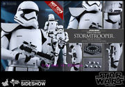 Hot Toys - Mms316 – Star Wars 1/6th First Order Stormtrooper Squad Leader Toy