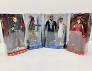 Marvel Special Edition -black Panther Tandrsquochalla Shuri Scarlet Witch Black Widow