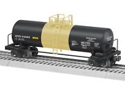 Lionel 6-82857 Afpt Unibody Tank Car 413303 O Gauge Train Freight Tanker New