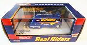 Hot Wheels Rocket Oil Real Riders Created For 2005 Hw Custom Car Show In Japan