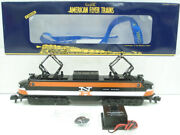 American Flyer 6-48075 S Scale New Haven Ep-5 Electric Locomotive Ln/box
