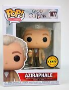 Funko Pop Television Good Omens - Aziraphale Chase Limited Edition 49279