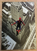 The Amazing Spiderman 2 2014 Exclusive Limited Imax Movie Poster