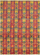 Hand-knotted 8and03910 X 12and0390 Shalimar Casual Transitional Wool Rug