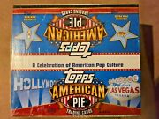 2011 Topps American Pie Factory Sealed Hobby Box 3 Hits Kanye West Taylor Swift