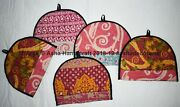 Indian Handmade Vintage Tea Cozy Cover Ethnic New Year Gift Wholesale 50pcs Lot