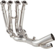 Akrapovic Motorcycle Exhaust Header Stainless Steel E-b10r6 1812-0298