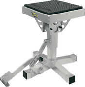 Motorsport Products P-12 Adjustable Lift Stand Grey Motorcycle Dirtbike 92-4001