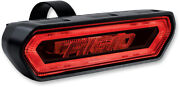 Rigid Industries 90133 Chase Tail Light Red 2010-1326 652-90133