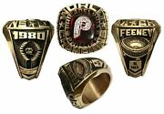 1980 World Series Sports Philadelphia Phillies Menand039s Ring In 935 Argentiu Silver