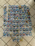 Hot Wheels Collection Lot 75 Brand New Never Opened Hot Wheel Cars