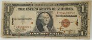 United States 1935 . One Dollar Banknote . Hawaii . Complete