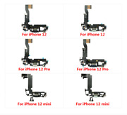 Charging Port Charger Dock Mic Audio Flex Cable For Iphone 12 Mini 12 11 Pro Max