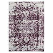 United Weavers Abigail Lileth Wine 10x13 Rug 9and0398 X 13and0392