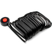 Farbin Horn Push Button With 3 Meters Wire Tactile On Off Switch For Car Horns