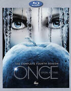 Brand New Sealed Once Upon A Time Season 4 Bd [blu-ray]