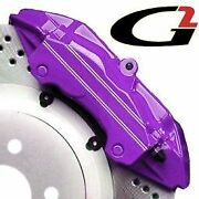 Purple G2 Usa Brake Caliper Paint System Free Shipping Ships In 24 Hours