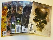 Ghost Rider Trail Of Tears 1-6 Marvel/ennis/crain/0521215 Complete Set Of 6