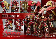 Hot Toys – Mms285 – Avengers Age Of Ultron 1/6th Scale Hulkbuster Action Figure