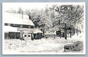 Gas Station Crestling Ca Vintage Real Photo Postcard Rppc Standard Oil Products