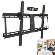 Fixed Tilting Tv Wall Mount Bracket For 26-85 Tvs Fits 16 24 32 Wood Studs