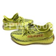 Adidas Yeezy Boost 350 V2 Semi Frozen Yellow Brand New Size 11 Authentic Shoes