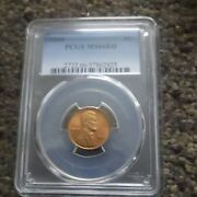 1944 Red Pcgs Ms-66 Lincoln Bu Coin Uncirculated Cent Whole Set Listed