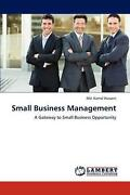 Small Business Management A Gateway To Small Business Opportunity By Md. Kamal