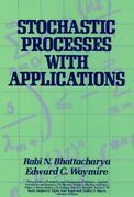 Stochastic Processes With Applications Wiley ... By Waymire, Edward C. Hardback